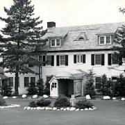 Mayfair Farms Entrance, circa 1940s